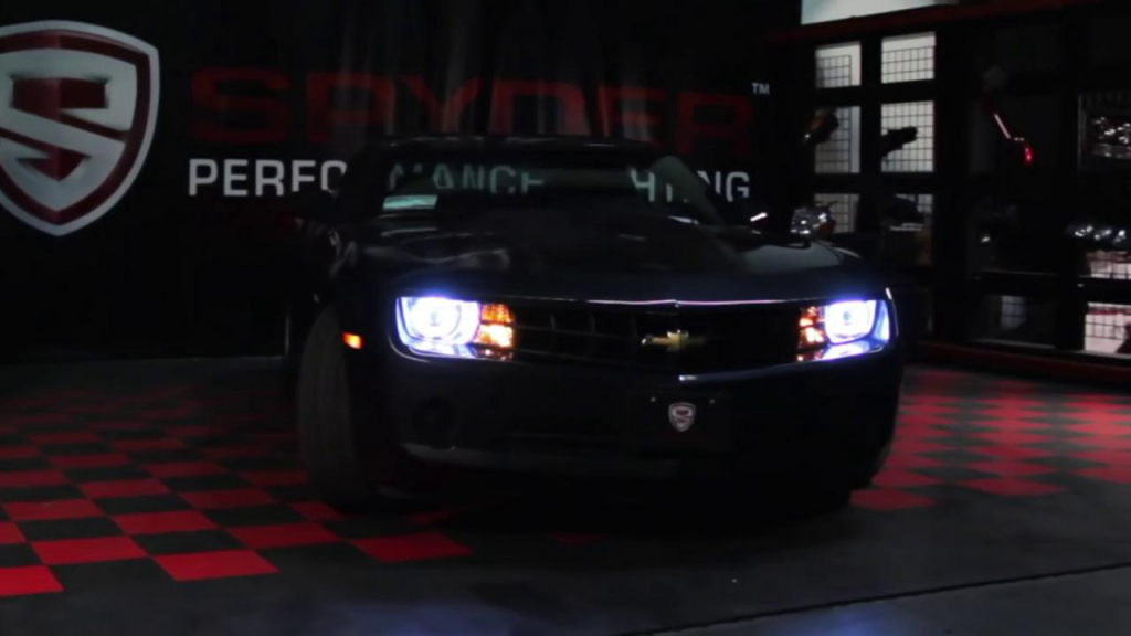 How to Replace Projector Headlights on 5th Gen Chevrolet Camaro