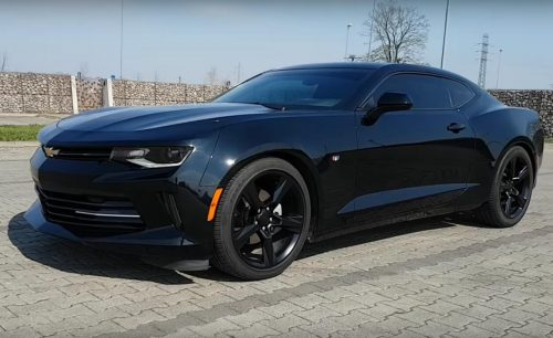 The New Concept on 2019 Chevrolet Camaro SS