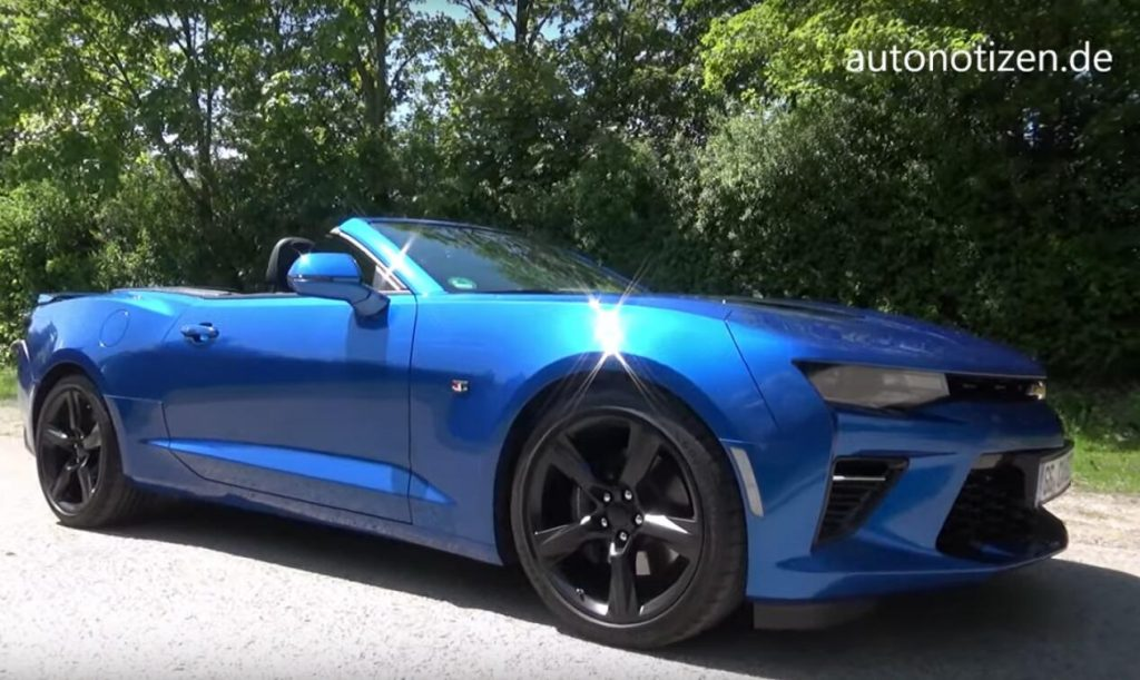 Is Onstar Worth It >> 2019 Chevrolet Camaro Convertible Is It Worth 43 000