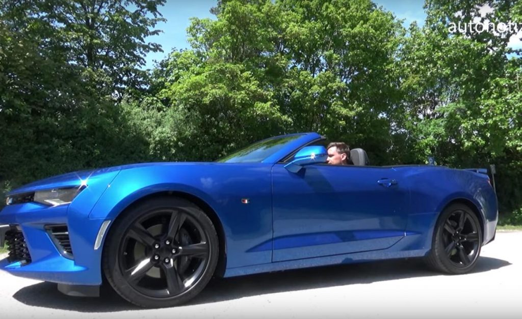 2019 Chevrolet Camaro Convertible: is it worth $43,000?